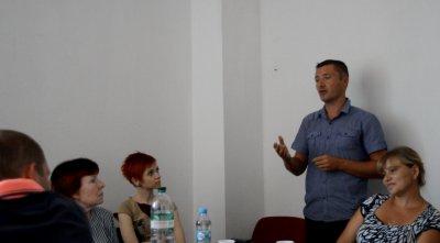 Відбувся установчий семінар проекту «Прозорий бюджет»