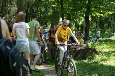 Велодень в Пісочині - 2016